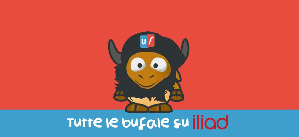 Le bufale su Iliad