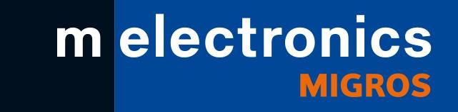 melectronics Migros