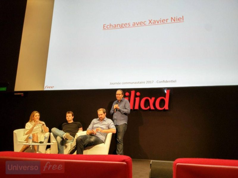 Convention Free 2017 Xavier Niel