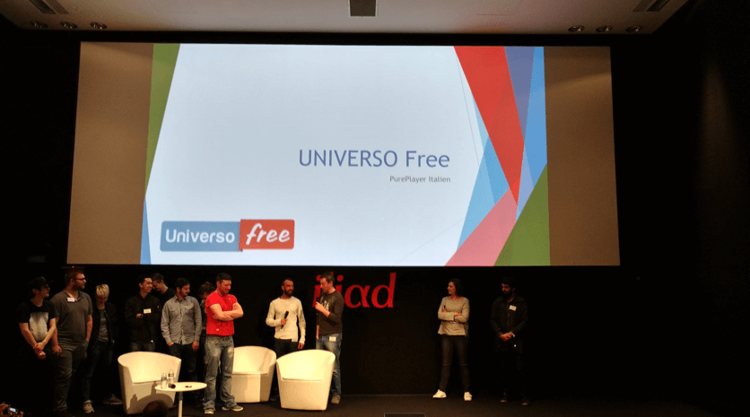 UNIVERSOfree FreeDays2017