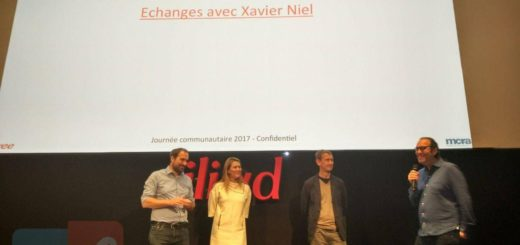 Xavier Niel convention Free
