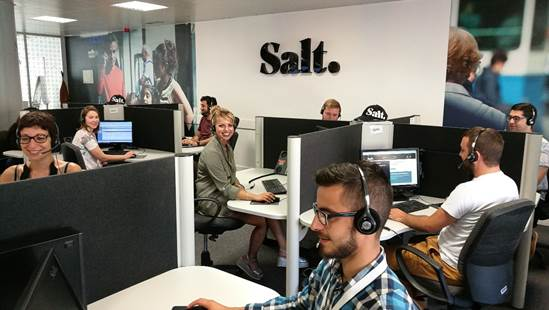 Call center Salt