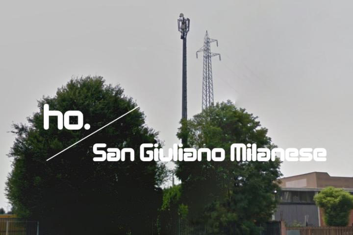 BTS Iliad San Giuliano Milanese