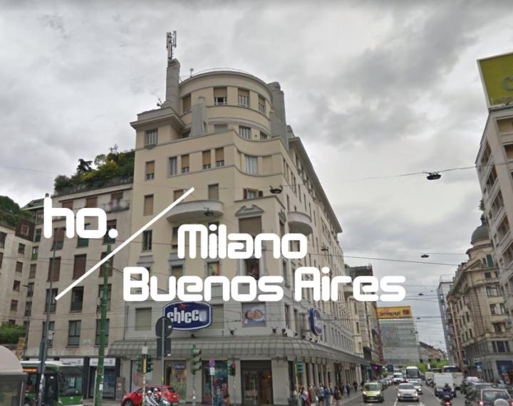BTS Iliad Corso Buenos Aires Milano