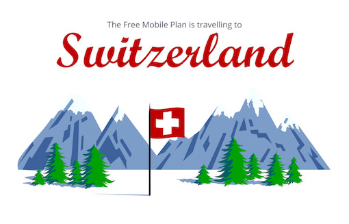 Free Mobile Svizzera