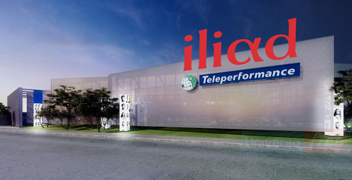 Teleperformance Iliad