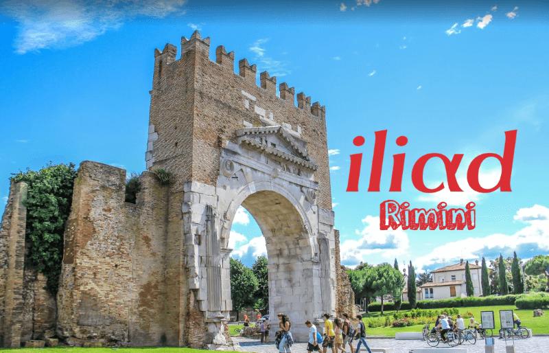 Copertura Iliad Rimini