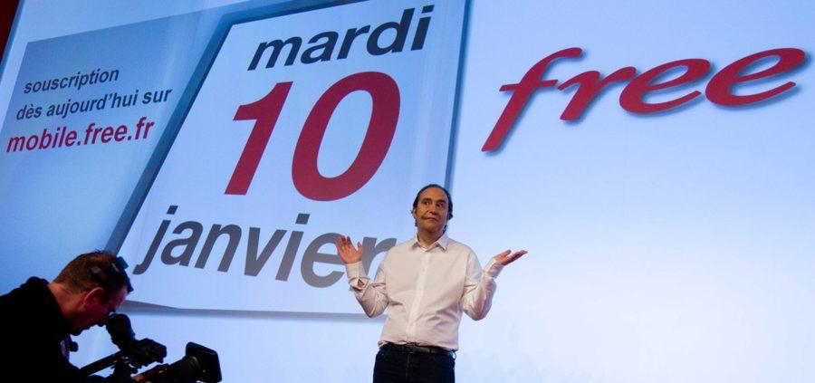 Free Mobile 2012