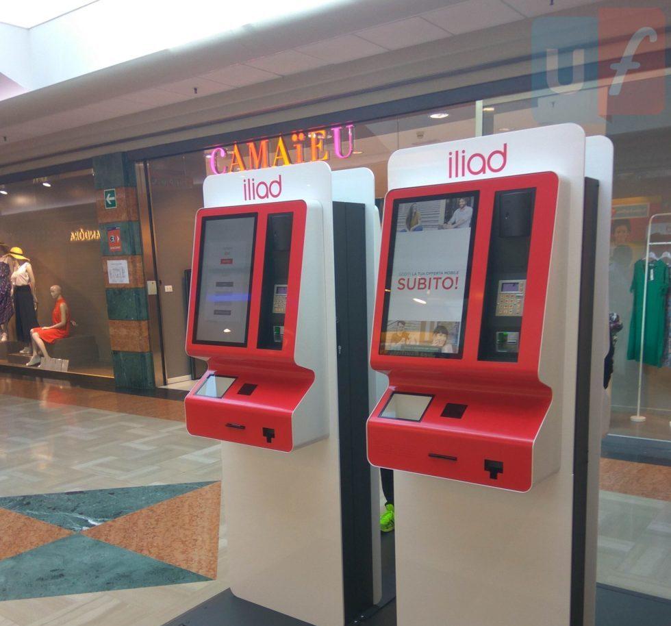Corner Iliad Centro Commerciale Tuscia VT