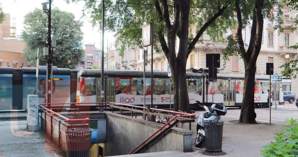 Tram Iliad Milano