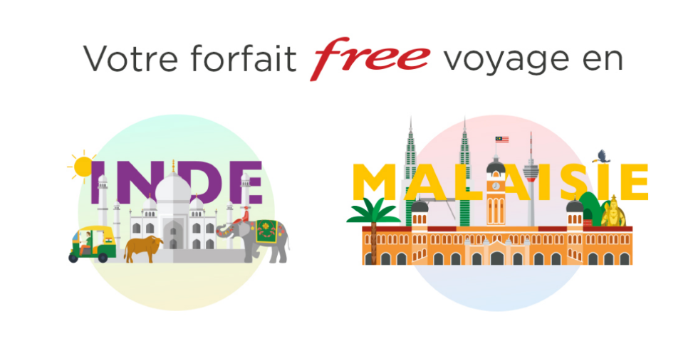 Free Mobile roaming India Malesia