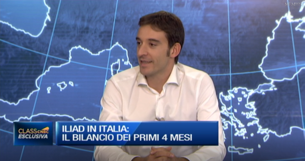 Benedetto Levi Class CNBC