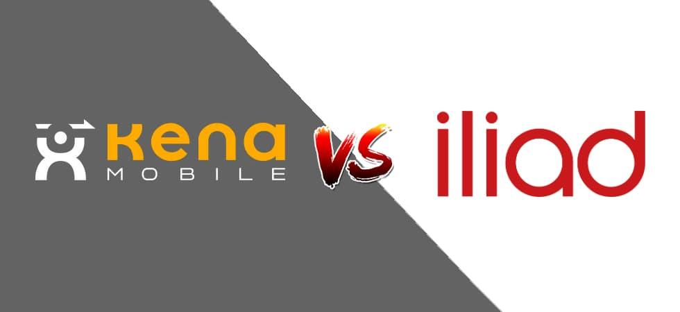 Kena vs Iliad