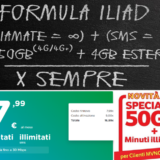 Offerta Iliad vs ho. e Vodafone