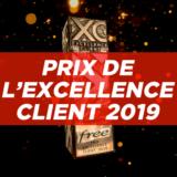 Prix Excellence Client 2019
