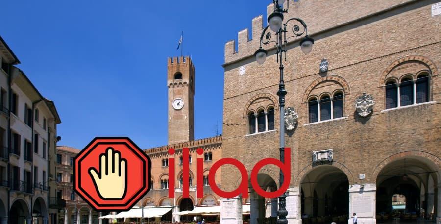 Stop iliad Treviso