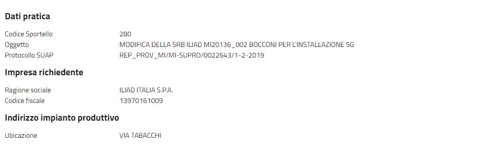 iliad Milano Bocconi