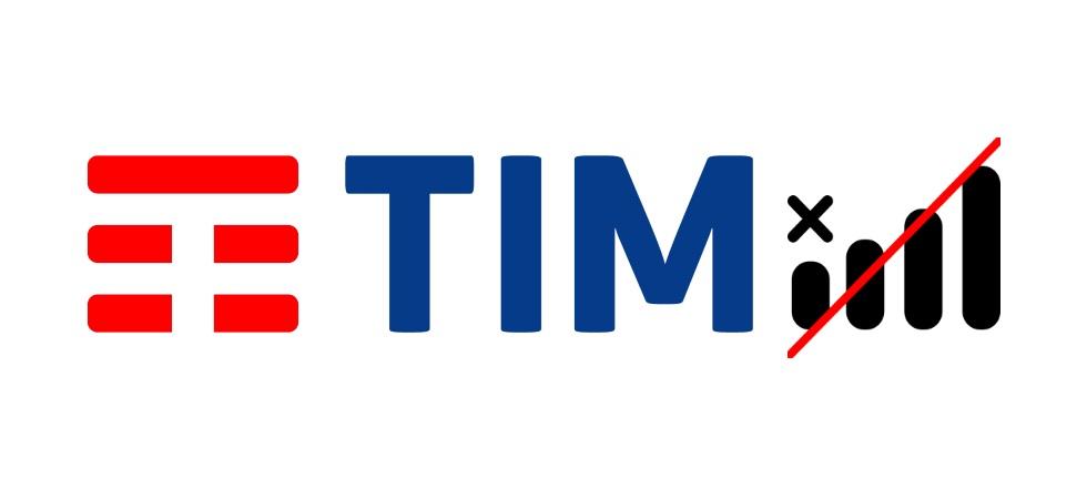 Disservizio TIM