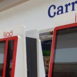 Simbox iliad Carrefour