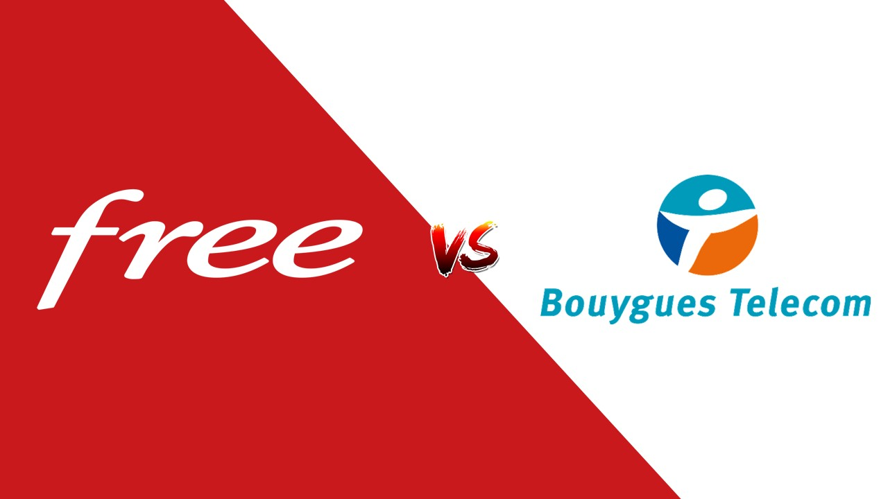 free vs Bouygues