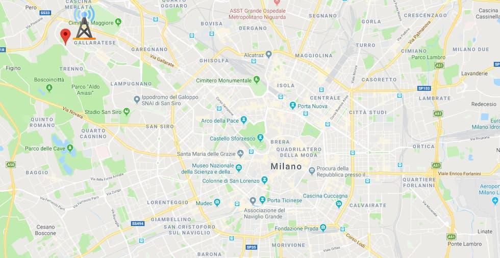 Quartiere Gallaratese Milano