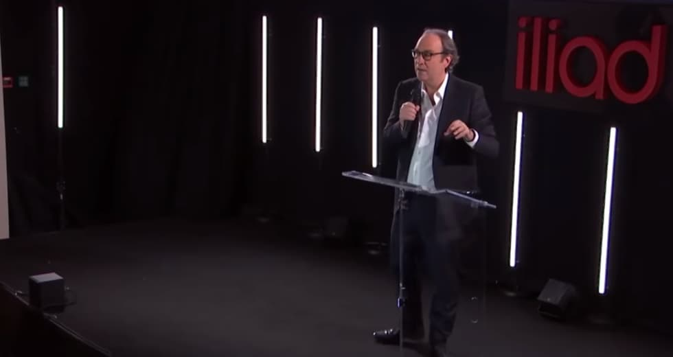 Xavier Niel Capital Markets Day