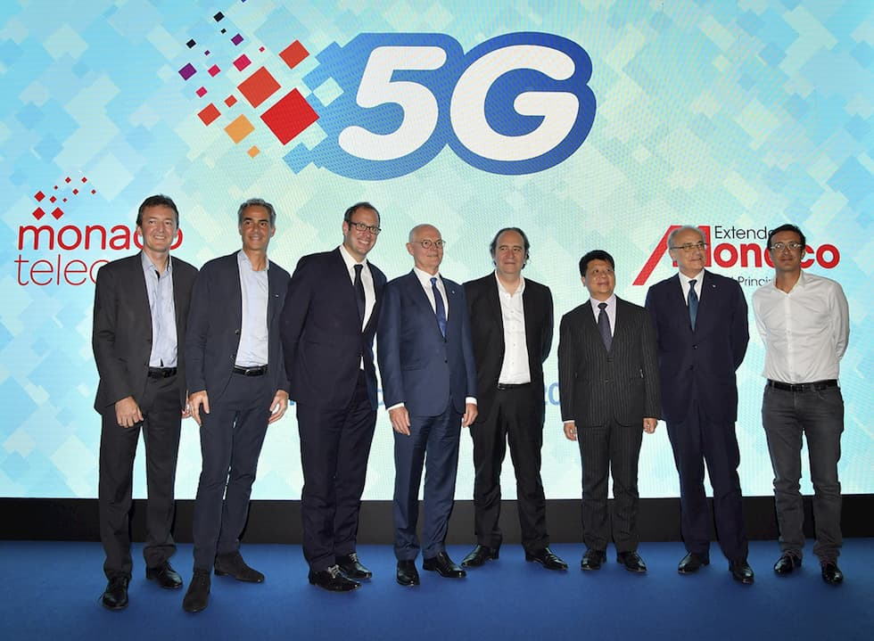 5G Monaco Telecom