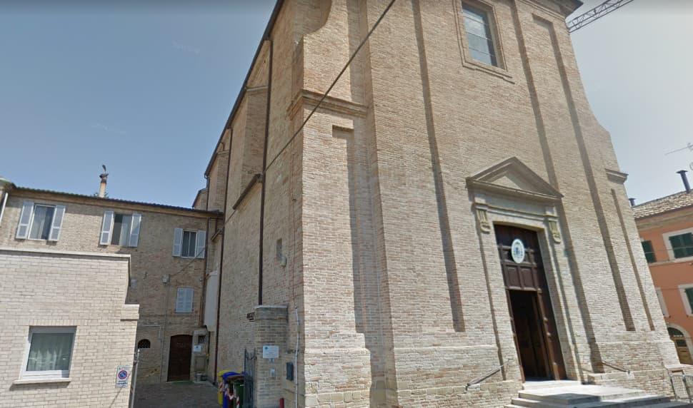 Chiesa San Benedetto Martire