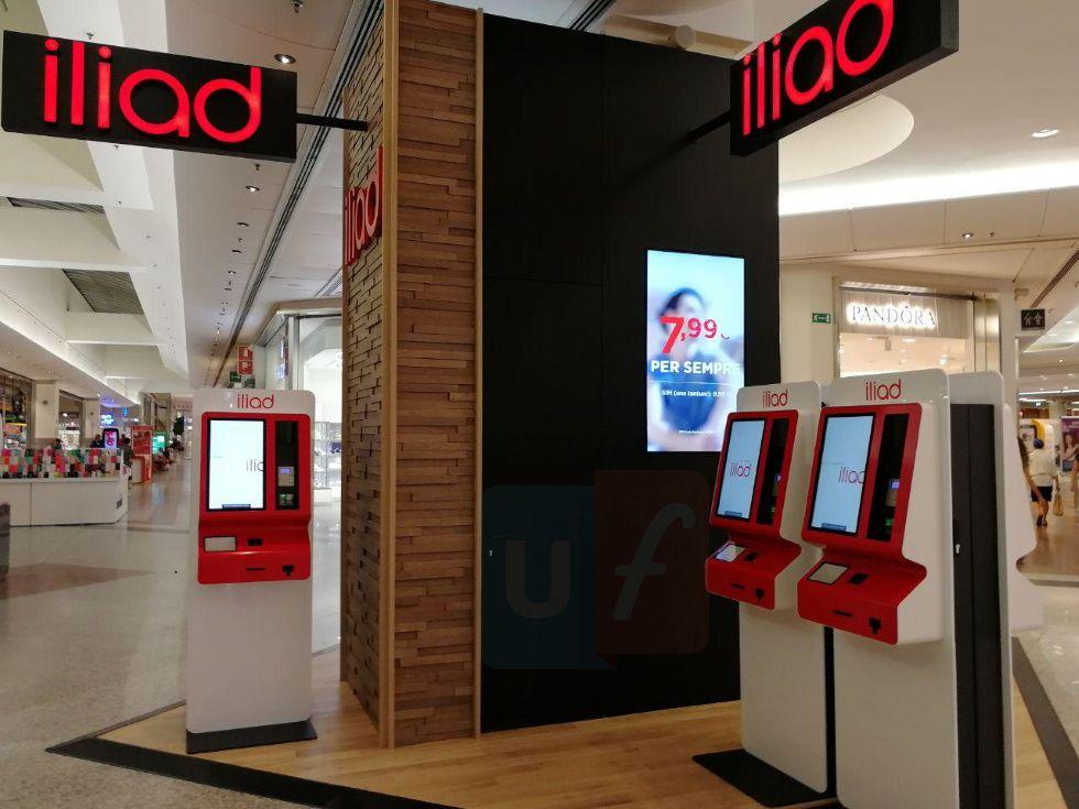 iliad Store Carugate