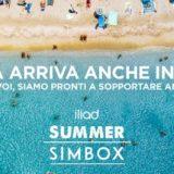 iliad Summer Simbox