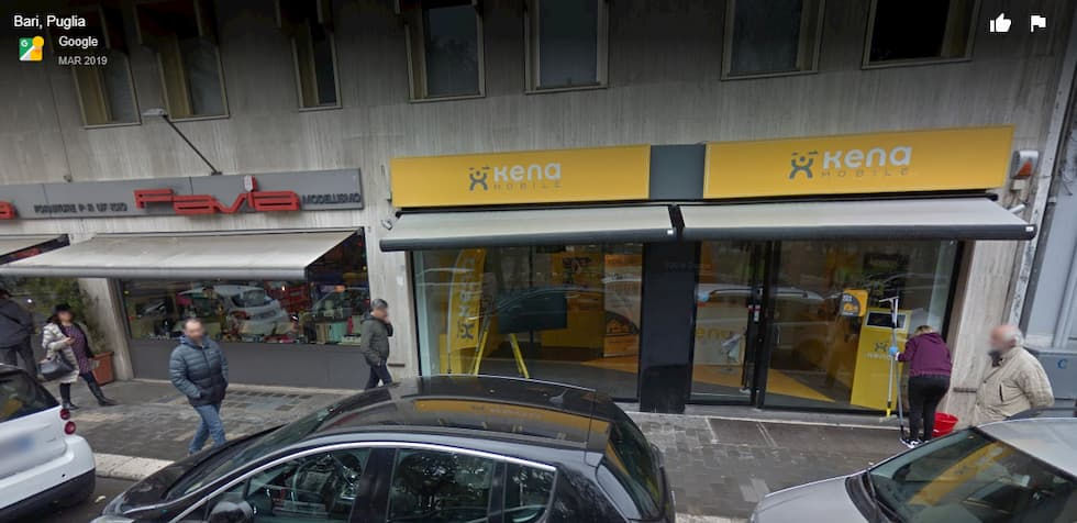 Kena Store Bari