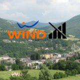 No rete Wind Pievepelago