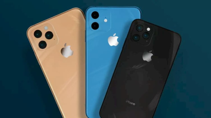 Nuovi iPhone 11