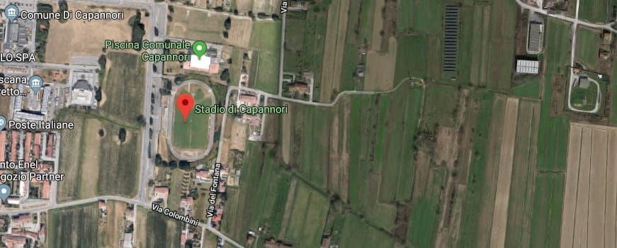 Stadio Capannori (LU)