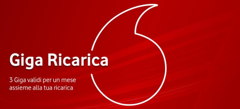 Vodafone Giga Ricarica