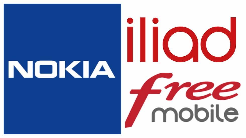 Gruppo Iliad e Nokia