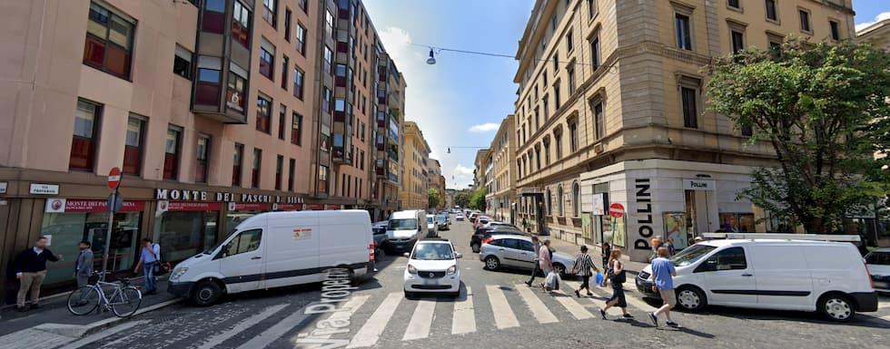 Via Properzio Roma