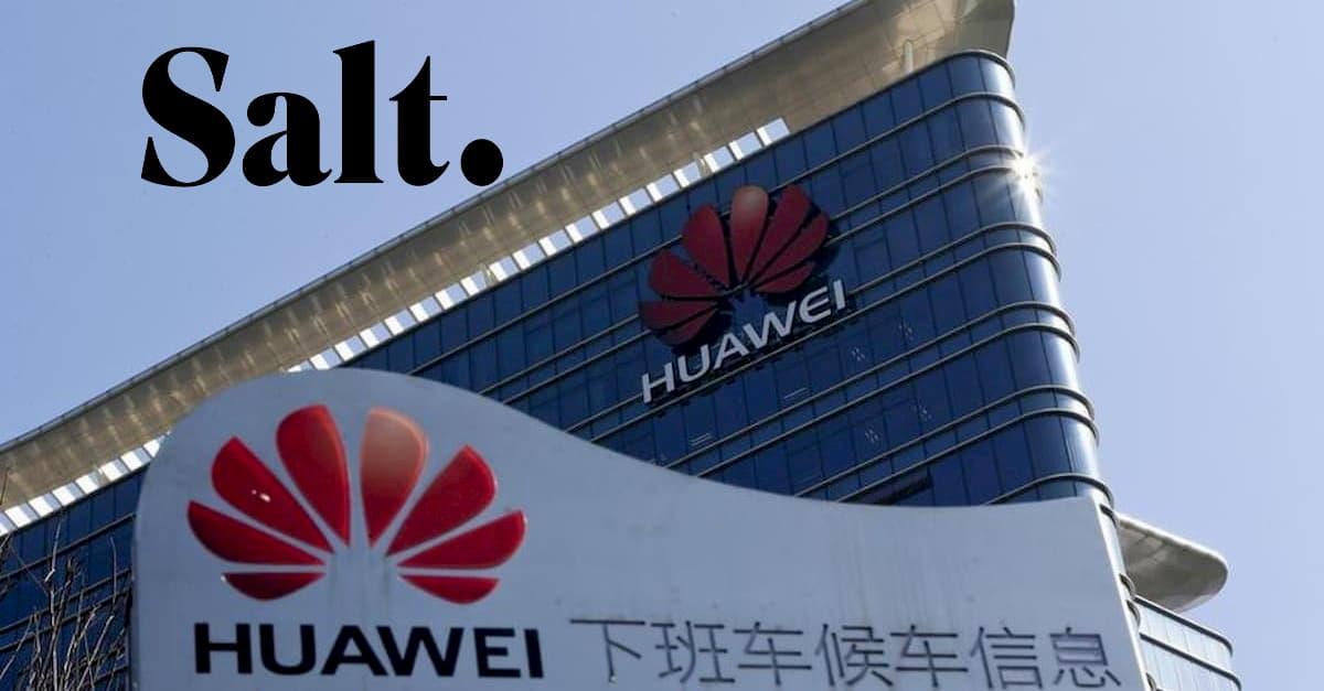 Salt Huawei