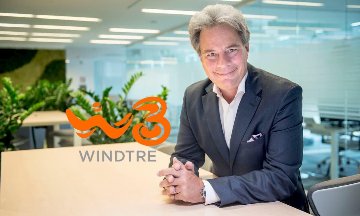 Jeffrey Hedberg WINDTRE