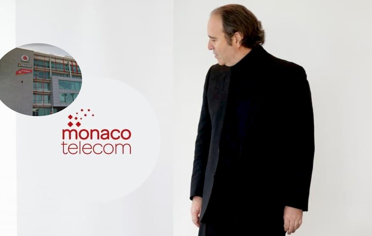 Xavier Niel Monaco Telecom Vodafone Malta
