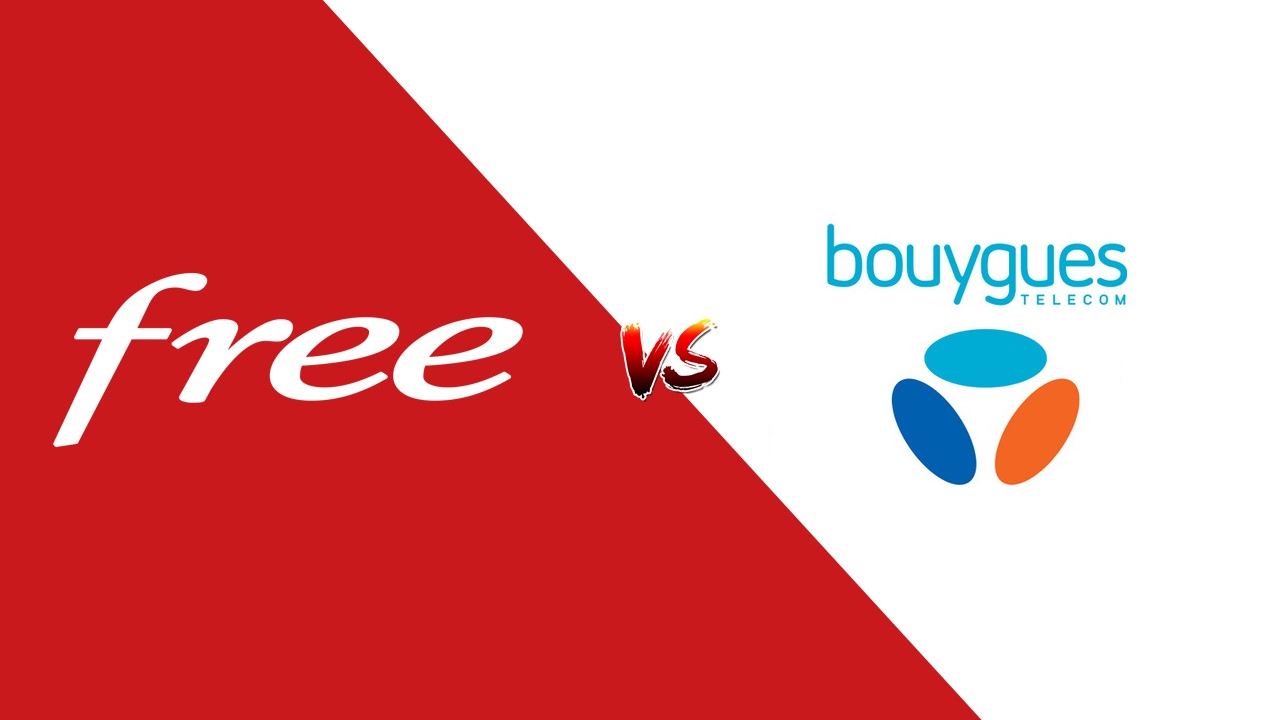 Free vs Bouygues Telecom
