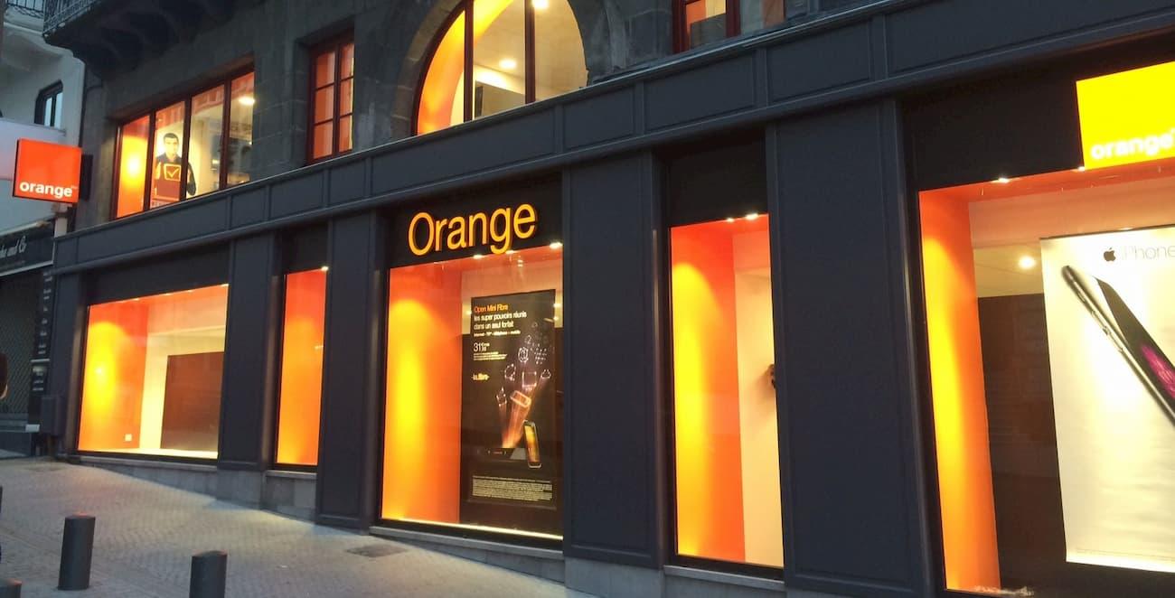 Negozio Orange