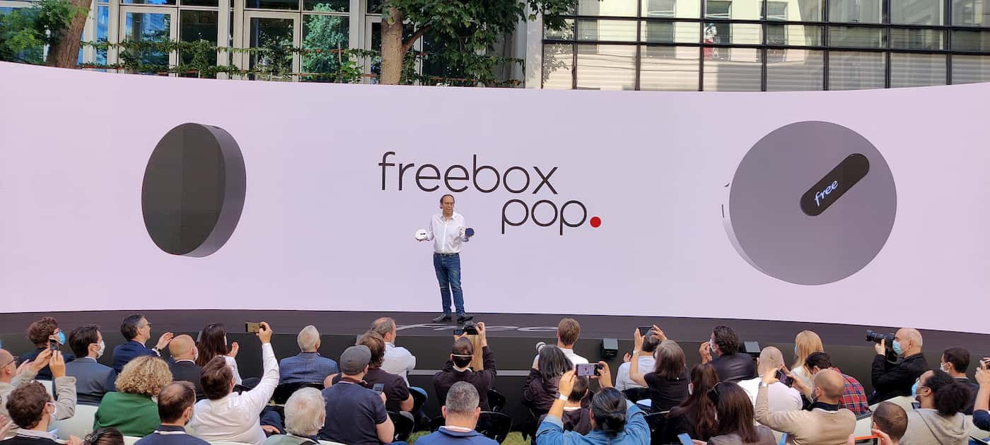 Freebox POP