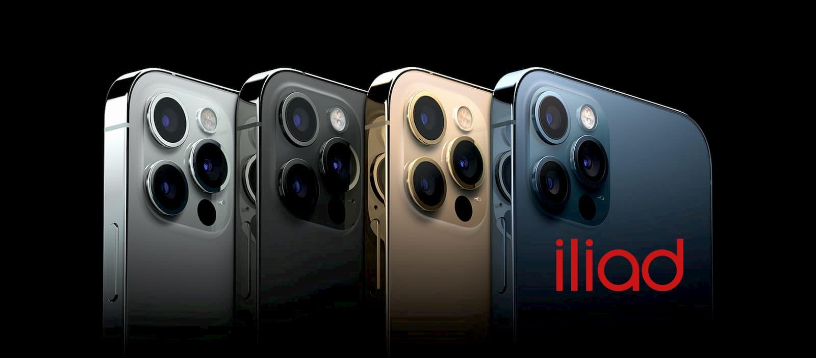 Apple iPhone 12 iliad