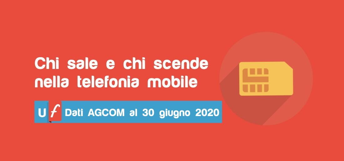 Telefonia mobile giugno 2020