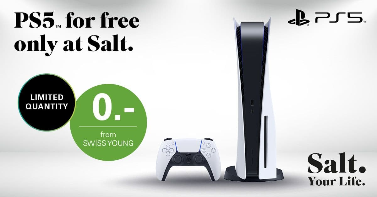 Salt PS5