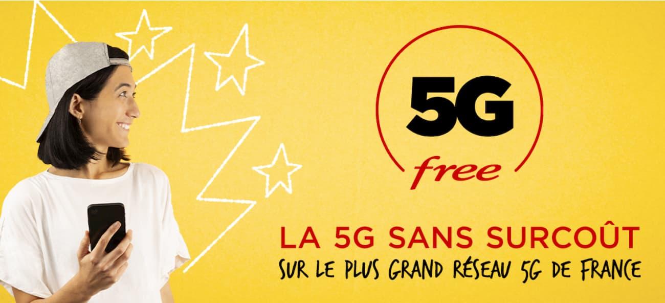 5G Free Mobile