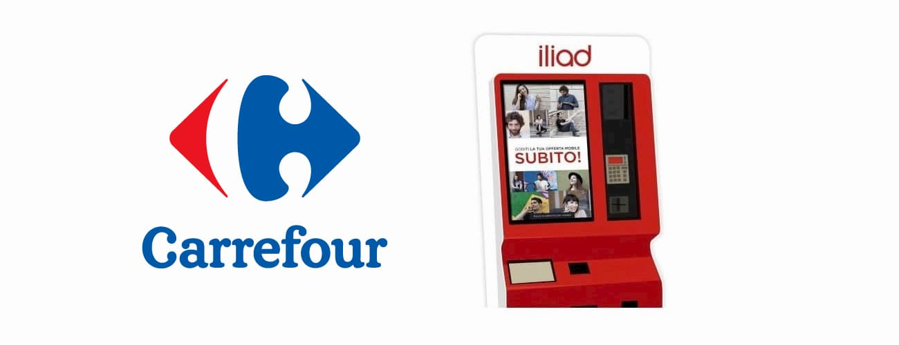 Simbox Carrefour