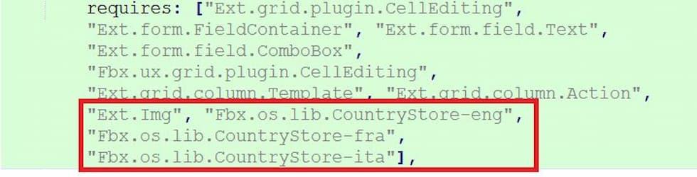 Lingua italiana Freebox OS