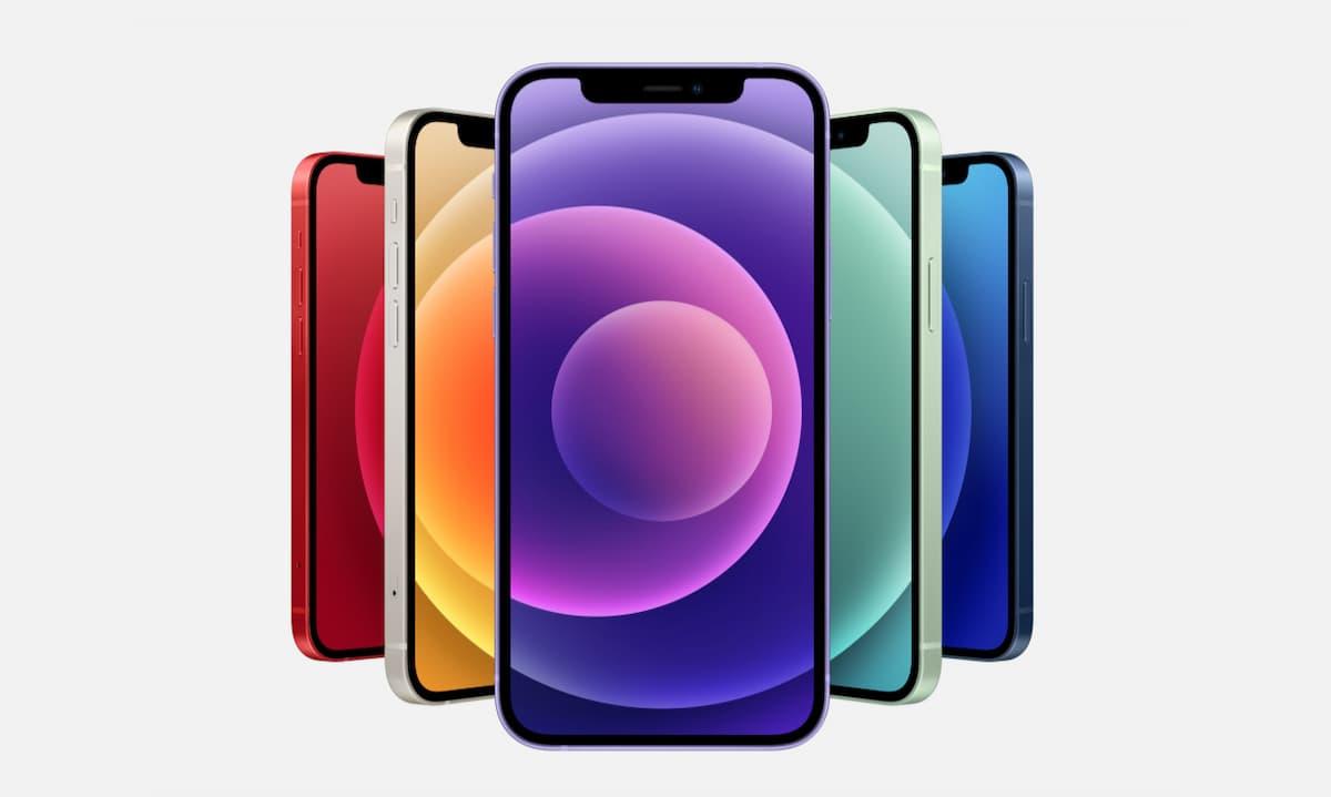 iPhone 12 iliad viola
